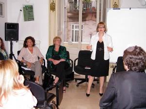 """La Preside Filippelli presenta """"Abitare la menzogna"""""""