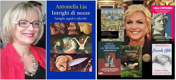 INTRIGHI DI NOZZE di Antonella Lia. Recensione di Armida Filippelli