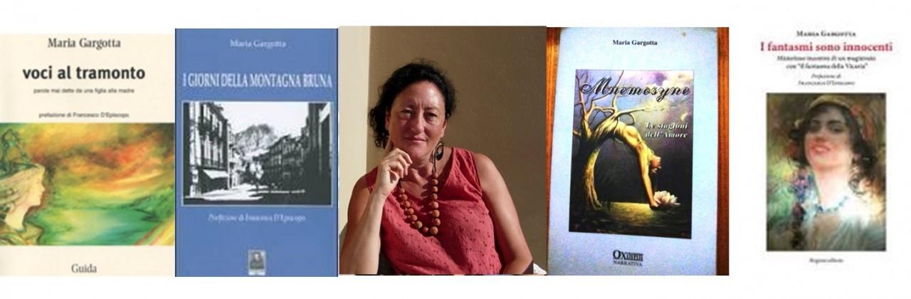 Maria Gargotta, versatile scrittrice napoletana