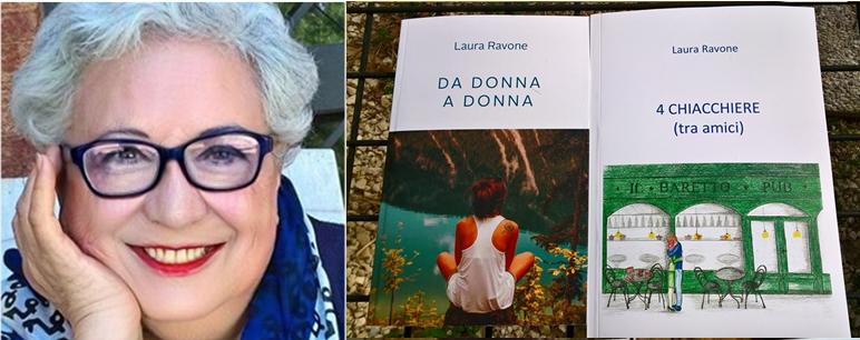 Laura Ravone, poliedrica scrittrice napoletana